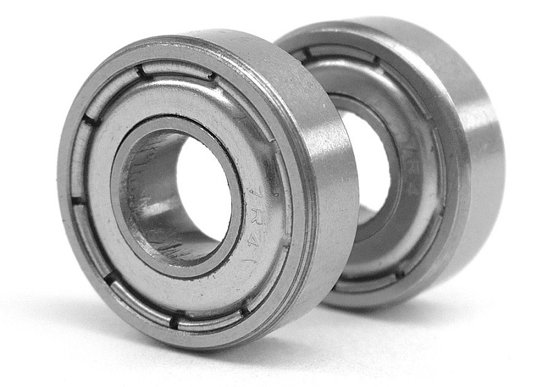 WORM BEARINGS, SET OF 2