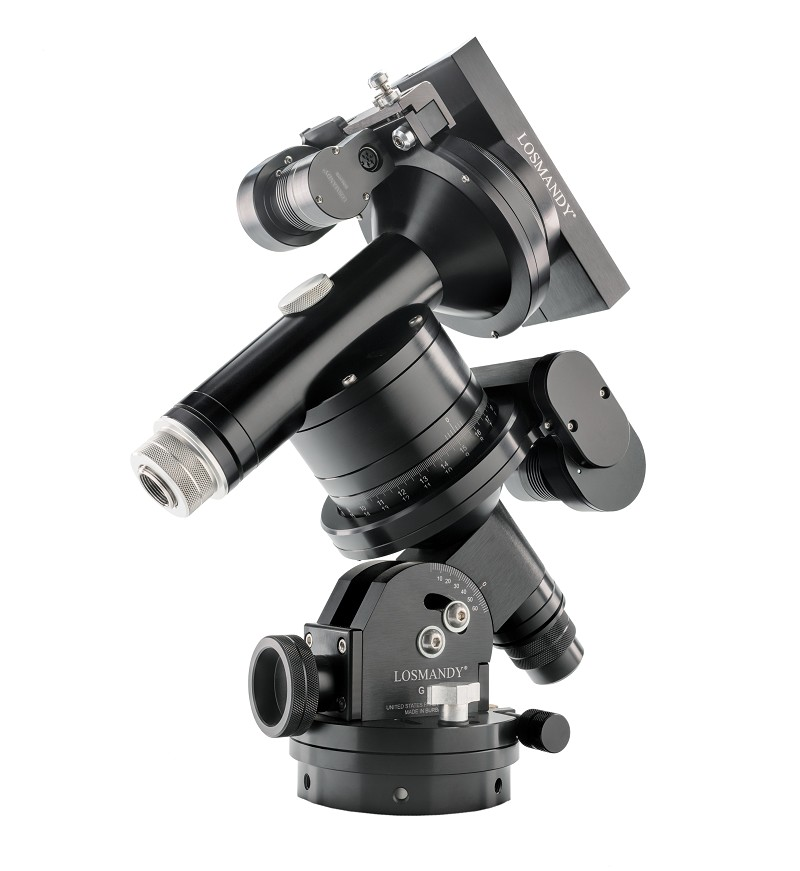 G11 MOUNT WITH GEMINI 2 GOTO DRIVE SYSTEM